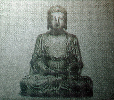 Game Boy Buddha